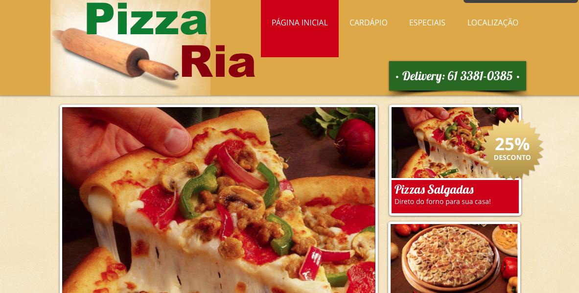 Pizza Ria
