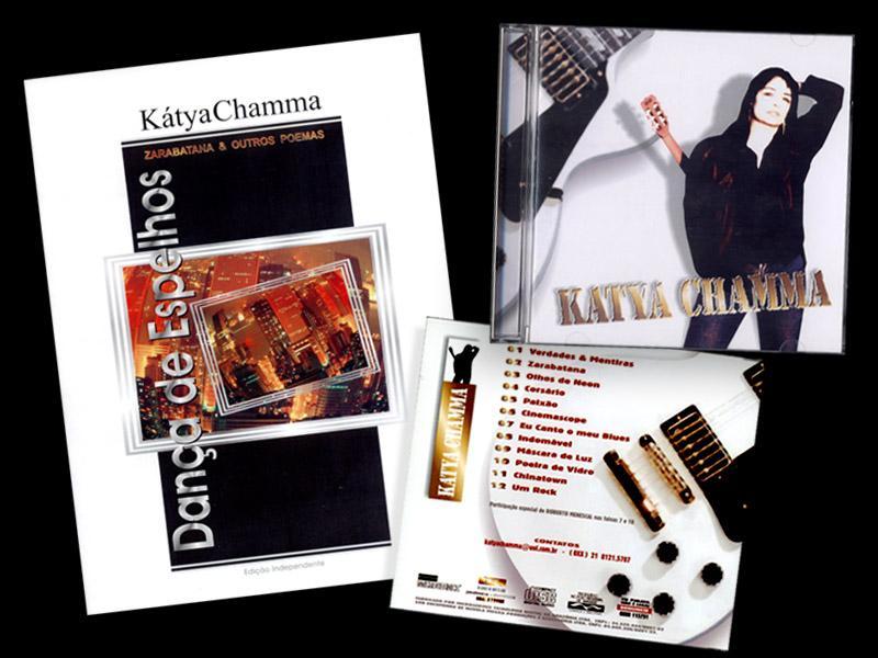 Livro e CD