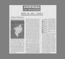 JORNAL DAS GRAVADORAS