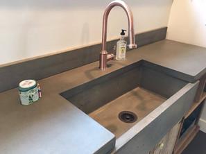 Basement Sink