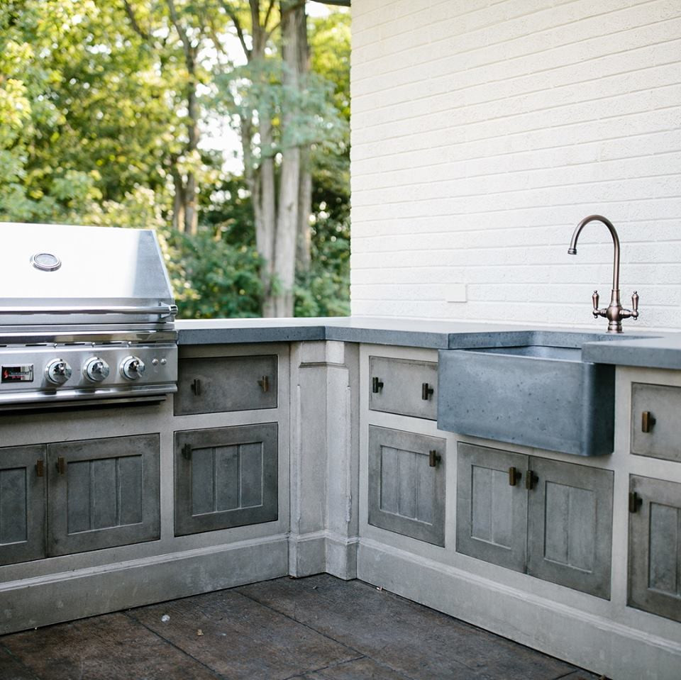 New Orleans Outdoor Kitchens Contractor: Schmidgall Construction