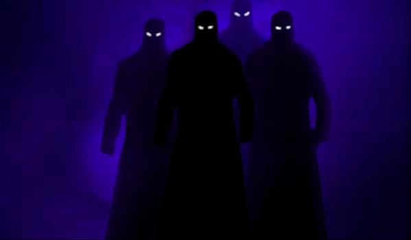 Phantom Four, Four Horsemen of the Apocalypse
