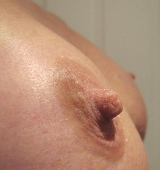 Bold 7mm Blush/Peach Prosthetic Nipples
