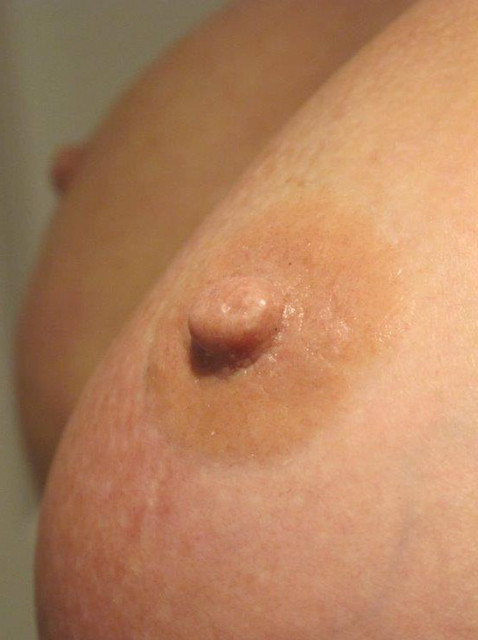 Natural 5mm Peach Prosthetic Nipples