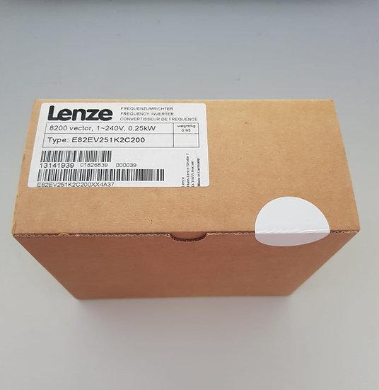 Lenze E82EV251K2C200 0,25kW Frequenzumrichter