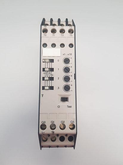 Siemens S5-110 Zeitbaugruppe 4xT, 6ES5380-7AA11