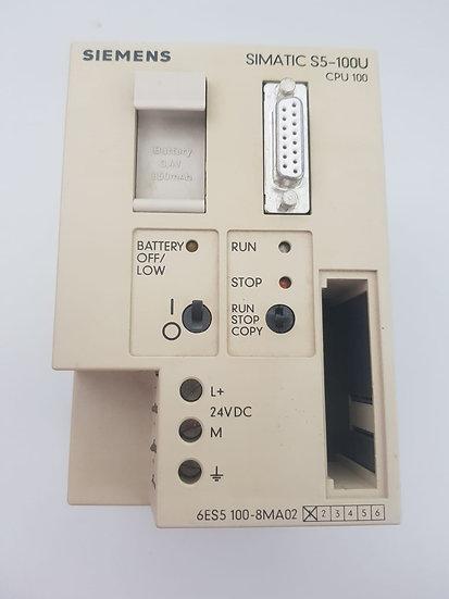 SIMATIC S5-100U CPU100, 6ES5100-8MA02