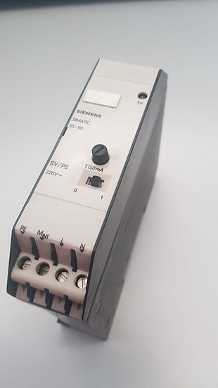 SIMATIC S5-110A Stromversorgung 220VAC, 6ES5930-7AA12
