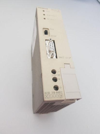 SIMATIC S5 ET200U, 6ES5318-8MB12