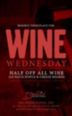 bellis-bistro-and-spirits-wine-wednesday