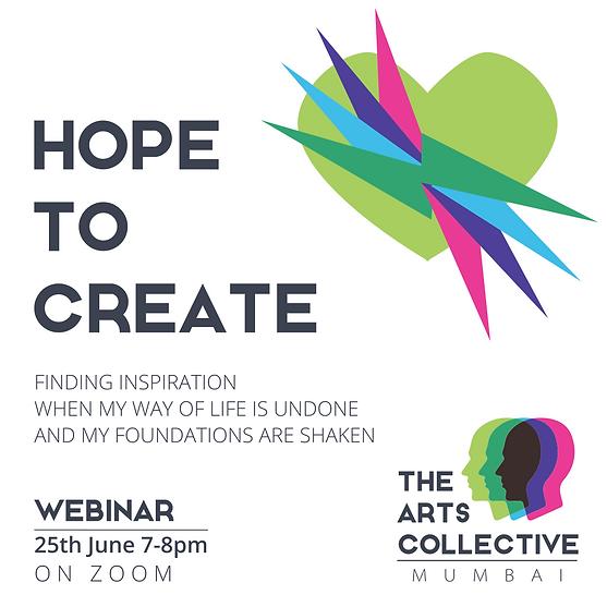Hope To Create 25th June Webinar flyer.p