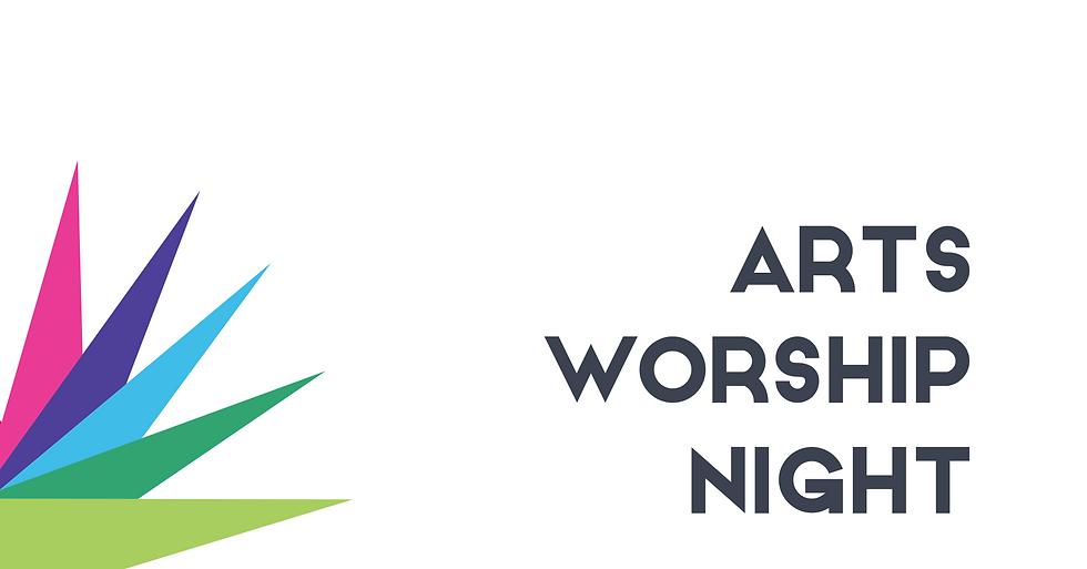 Arts Worship Night Banner.png