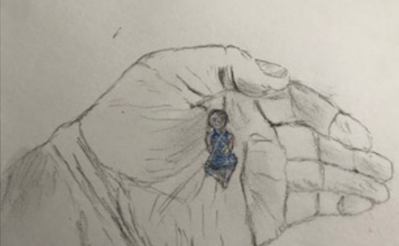 In His Hand