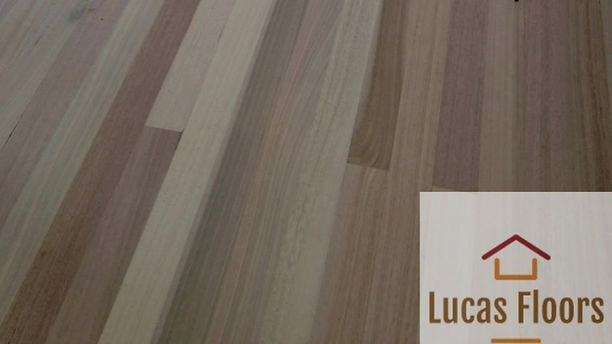 Lucas Floors - sanding and polishing