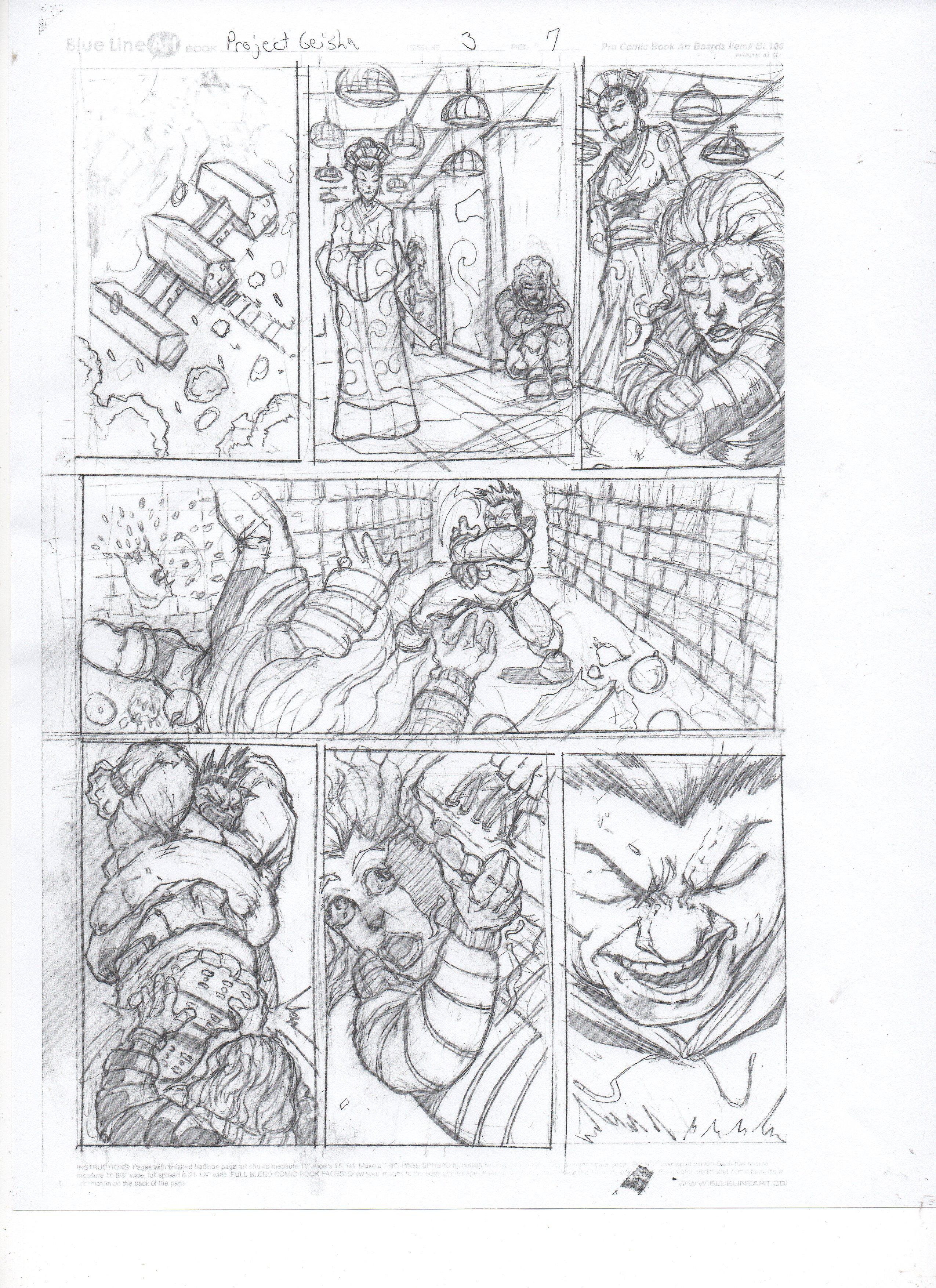 geisha #3 pg7007