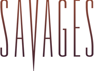 Savage update...pages and logo is up!