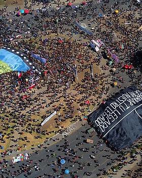18-de-octubre-de-2020-en-Plaza-Dignidad.