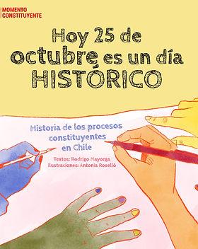 2020-10-25 Hoy 25 de octubre es un día