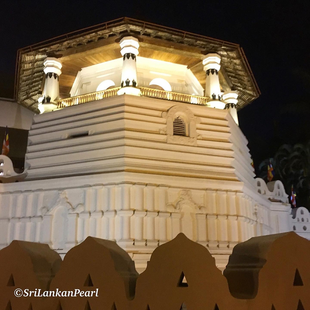 Temple of theSecret Tooth Relic