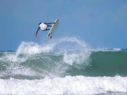 Surf seasons in Sri Lanka