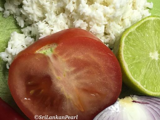 Srilankan Pol Sambol with a Dutch twist