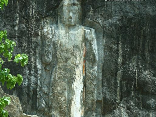 Buduruwagala Rock Temple