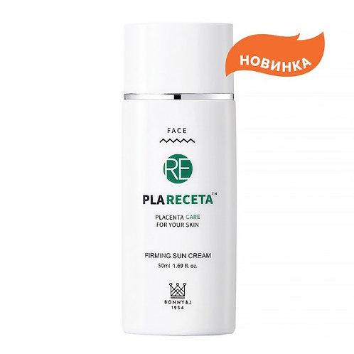 Крем солнцезащитный плацентарный восстанавливающий SPF 50+, 50 мл