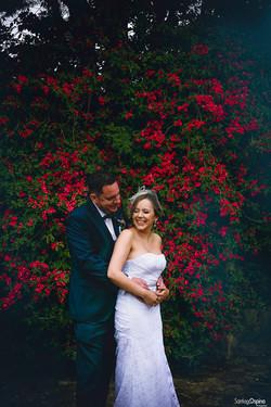 CRAIG Y PAULA,  wedding, hacienda