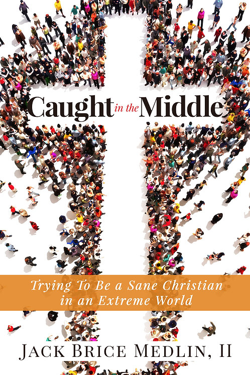 Caught in the Middle - softcover