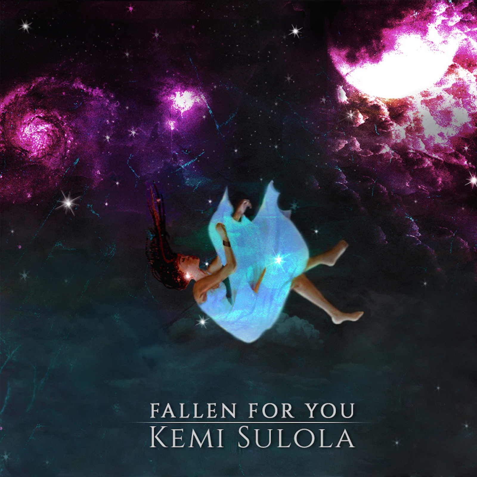 Fallen For You EP cover
