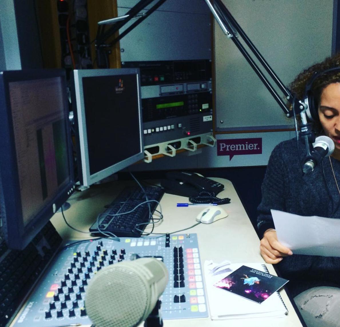 Premier Radio Interview