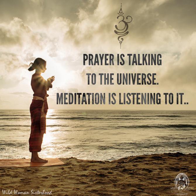 Start your meditation practice