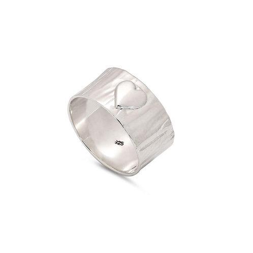United Heart Ring (016)