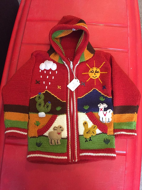 Children's Cardigan