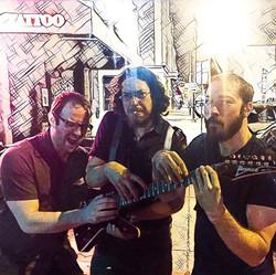 guitar convention 2017