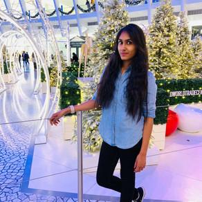 Member Spotlight: Jhansi Kurma