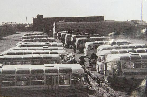 Перве автобусы ПП 2