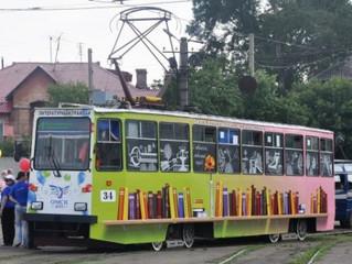 """В Омске появится """"трамвай радости"""""""