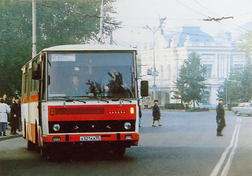 Автобус Mersedess ПАТП 2