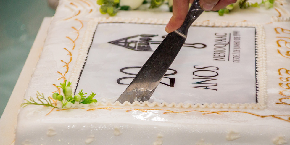 Gala de comemoração do aniversário do NEBIOQ/AAC