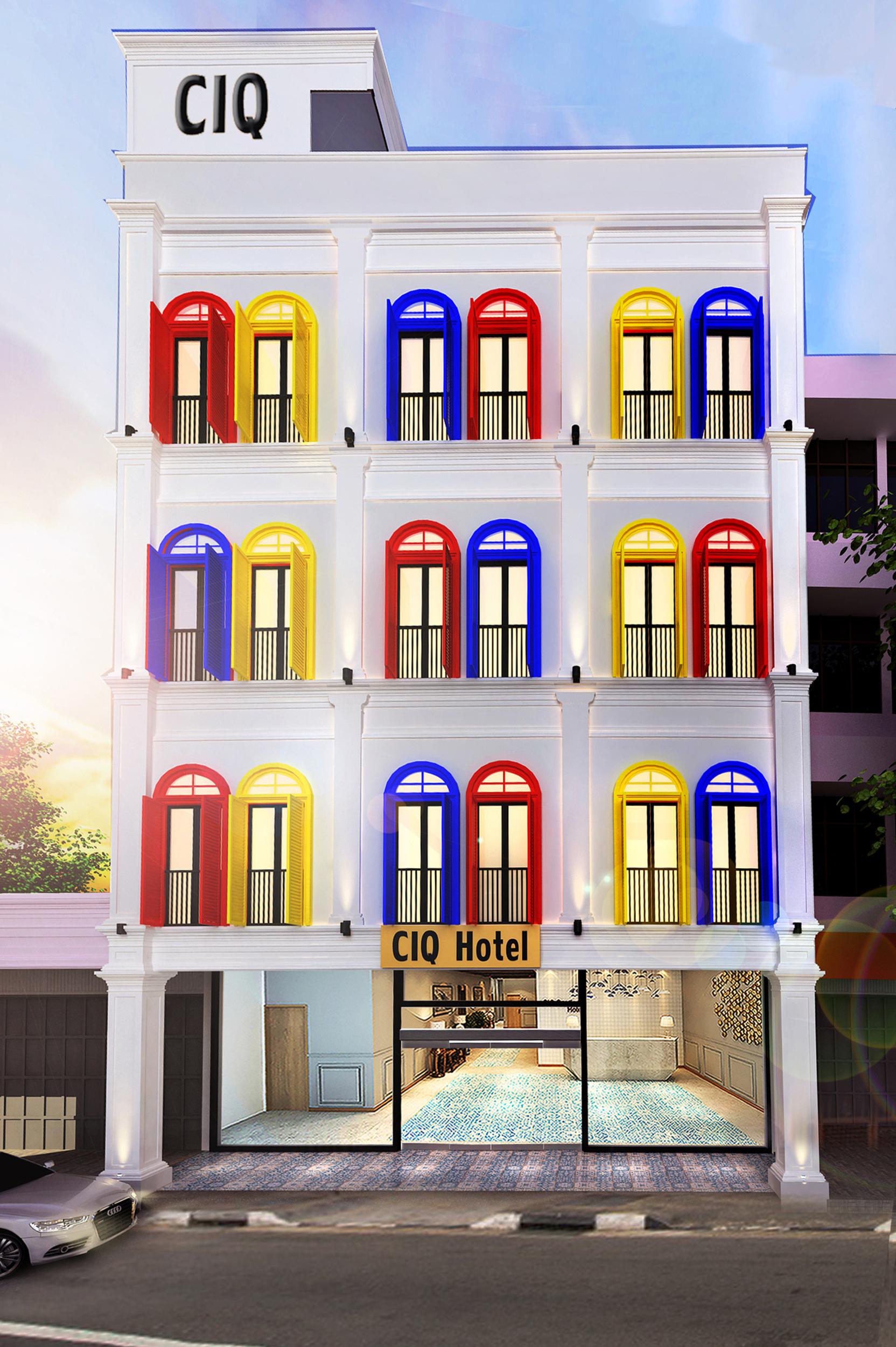 ciq facade perspective 2