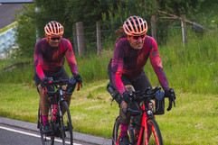 Trans Alba Riders - Cav & Rupert _ Cairn