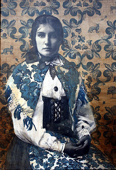 Florentina, 116 x 80 cm