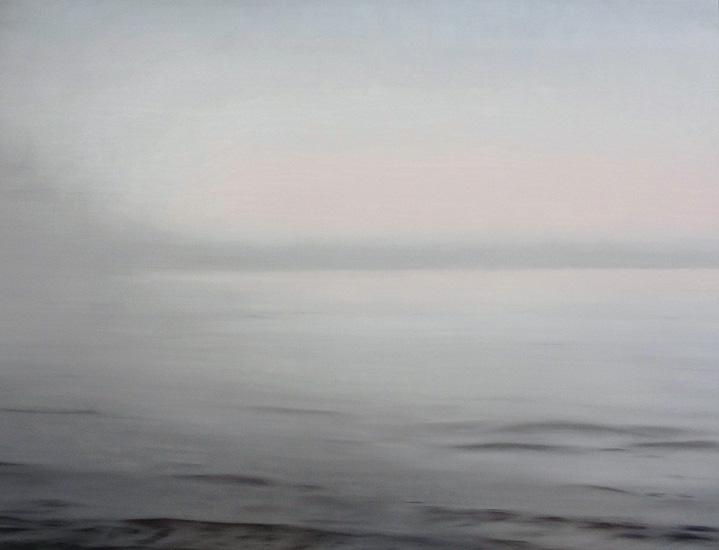 Dawn, 197 x 149 cm