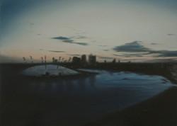 Docklands, 33 x 24 cm