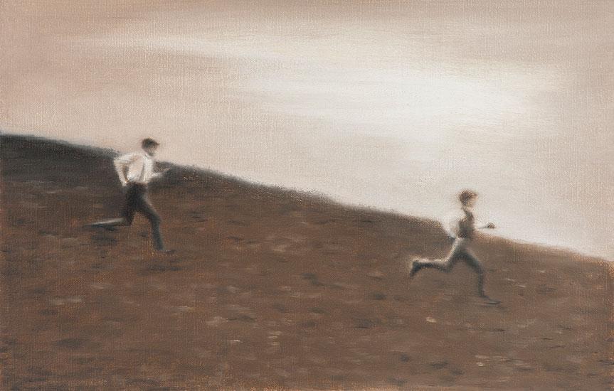 Freedom, 48 x 42 cm