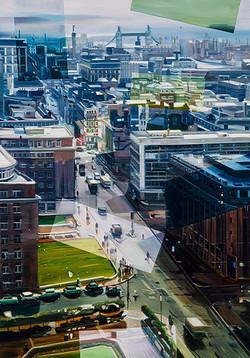 London 1962, 135 x 95 cm