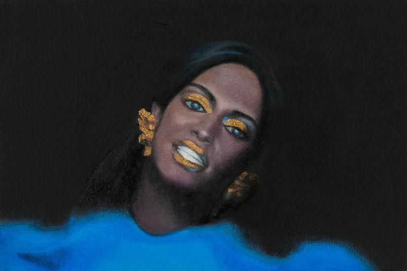 Mathangi, 48 x 42 cm