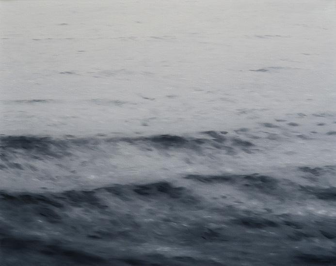 Sea, 92 x 73 cm