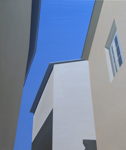 Périgueux I, olja/duk, 50x61 cm